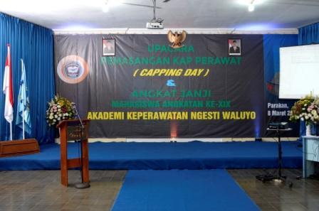 Caping Day 2018
